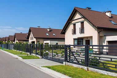 osiedle dworska domy na sprzedaż