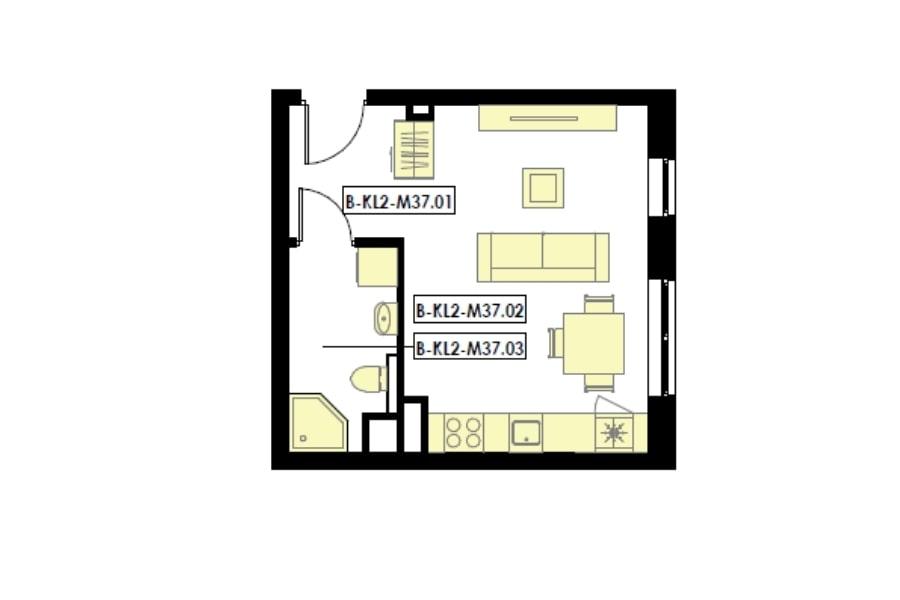 mieszkania 1 pokojowe z aneksem kuchennym rzeszów