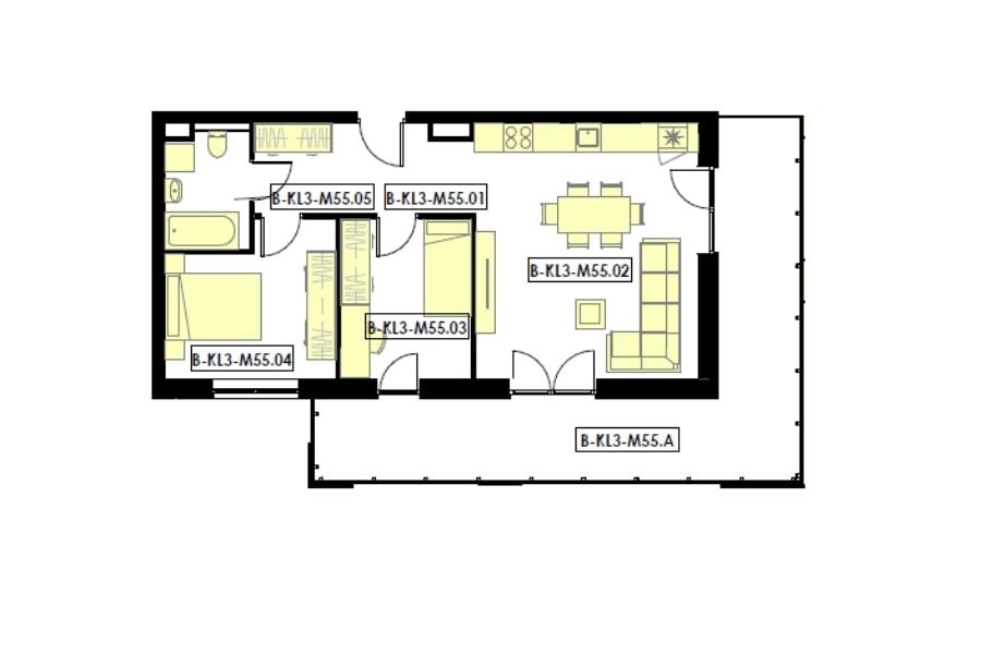 mieszkania 3 pokojowe z balkonem rzeszów